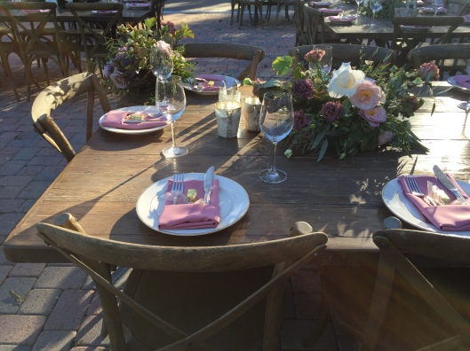 17.10.22 - Bittner Kunstt Wedding - Rustic Table
