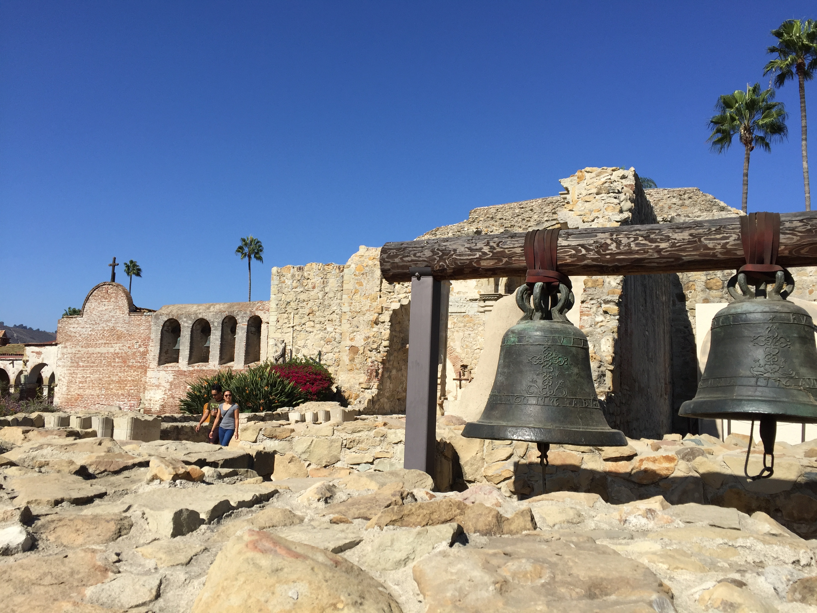 Mission Bells & Church Ruins 10.28.17