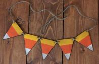 Candy Corn Garland