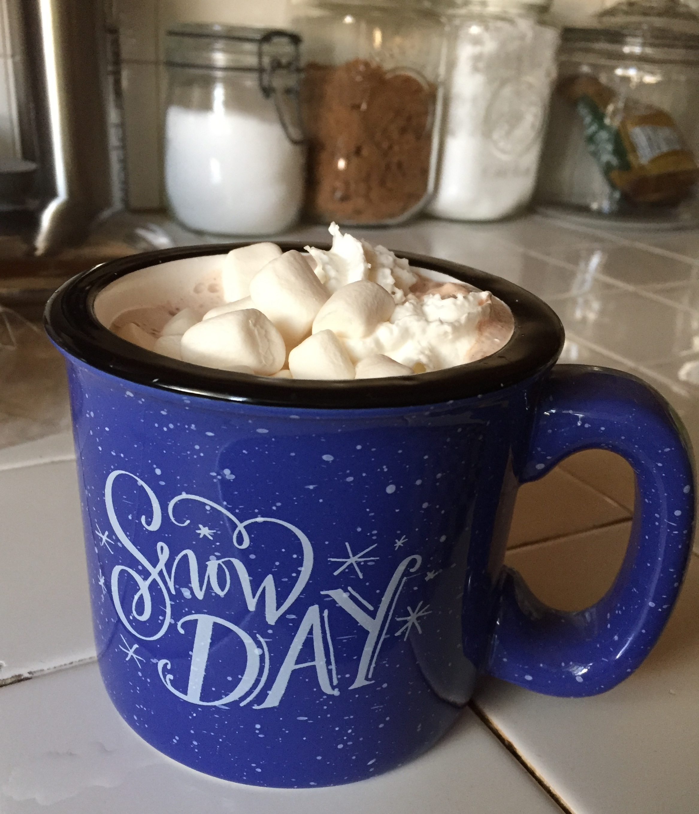 Snow Day Cocoa & Mug - Dec. 2017
