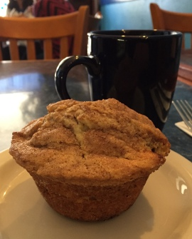 Blue Frog - Muffin & Coffee 1 2018-3-9