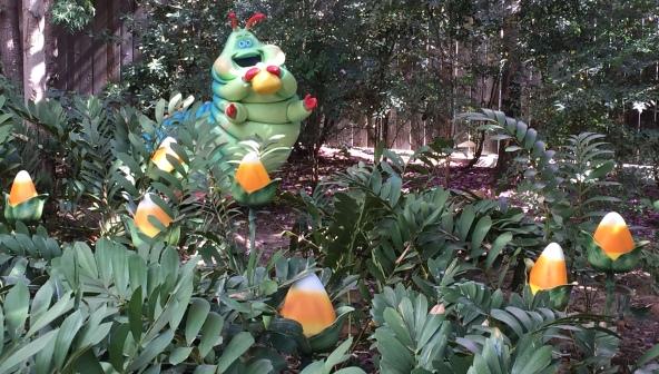 Disney Candy Corn Patch - 2018-2