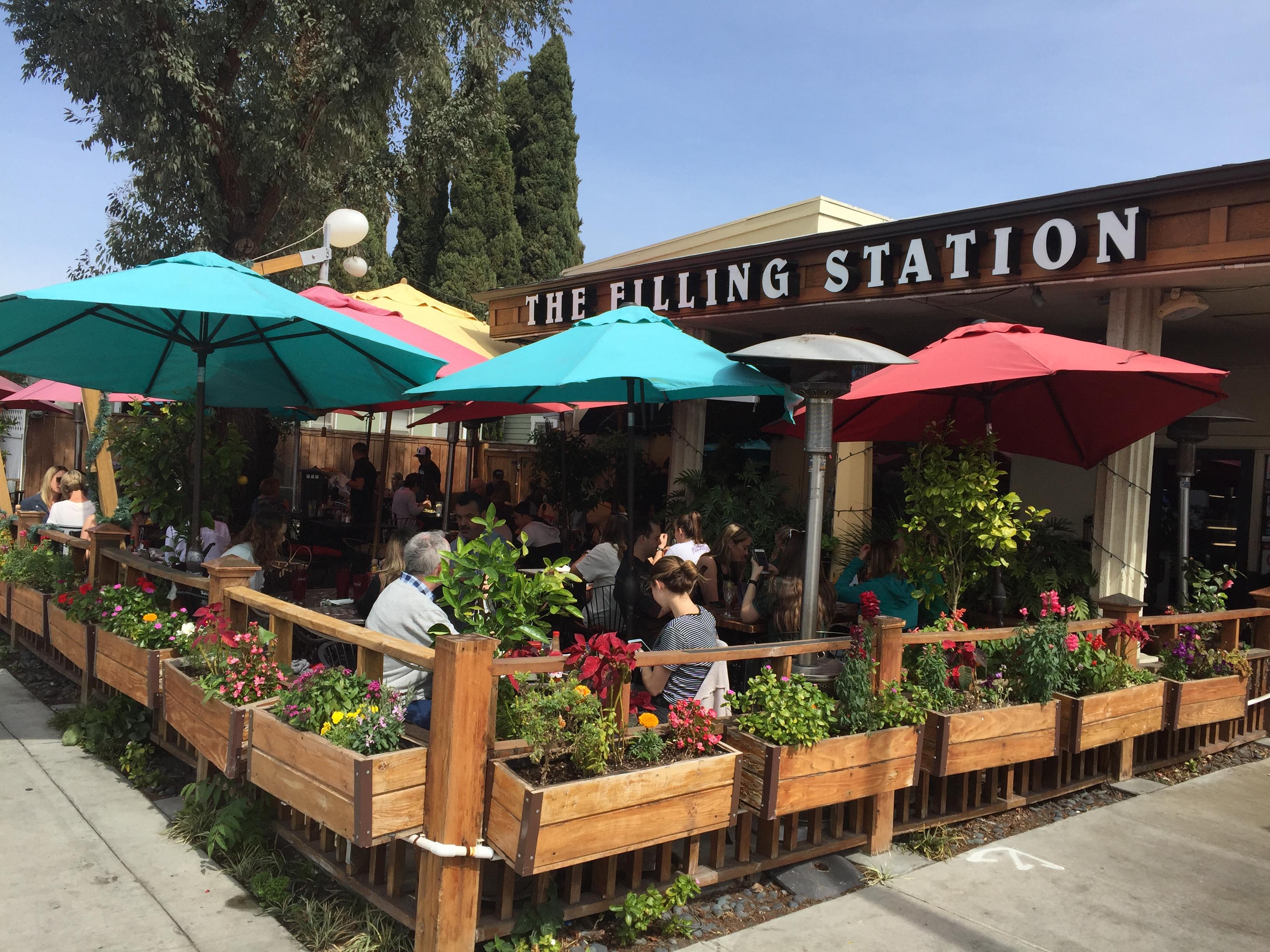 The Filling Station - Orange 2018-3-9