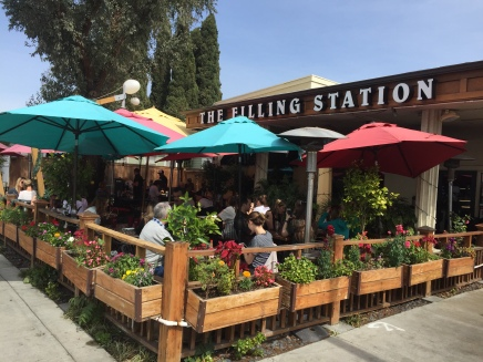 The Filling Station - Orange 2018-3-9