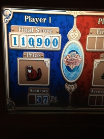 Toy Story Midway Mania - Score 2018-2