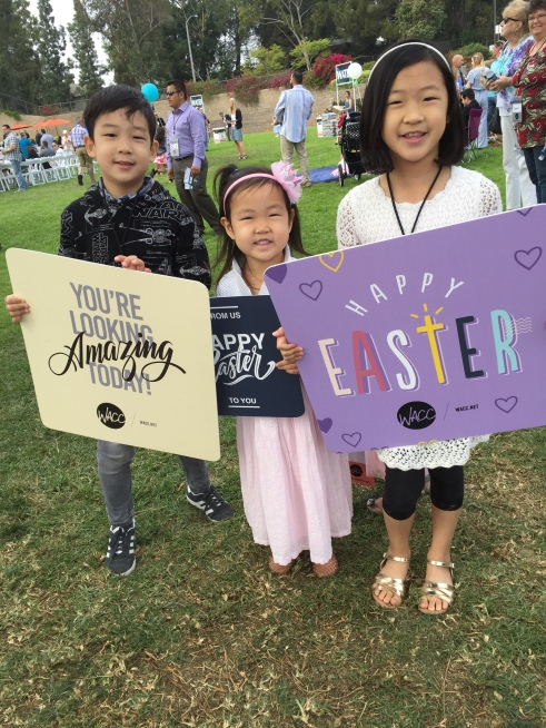 WACC Easter Kids 2018