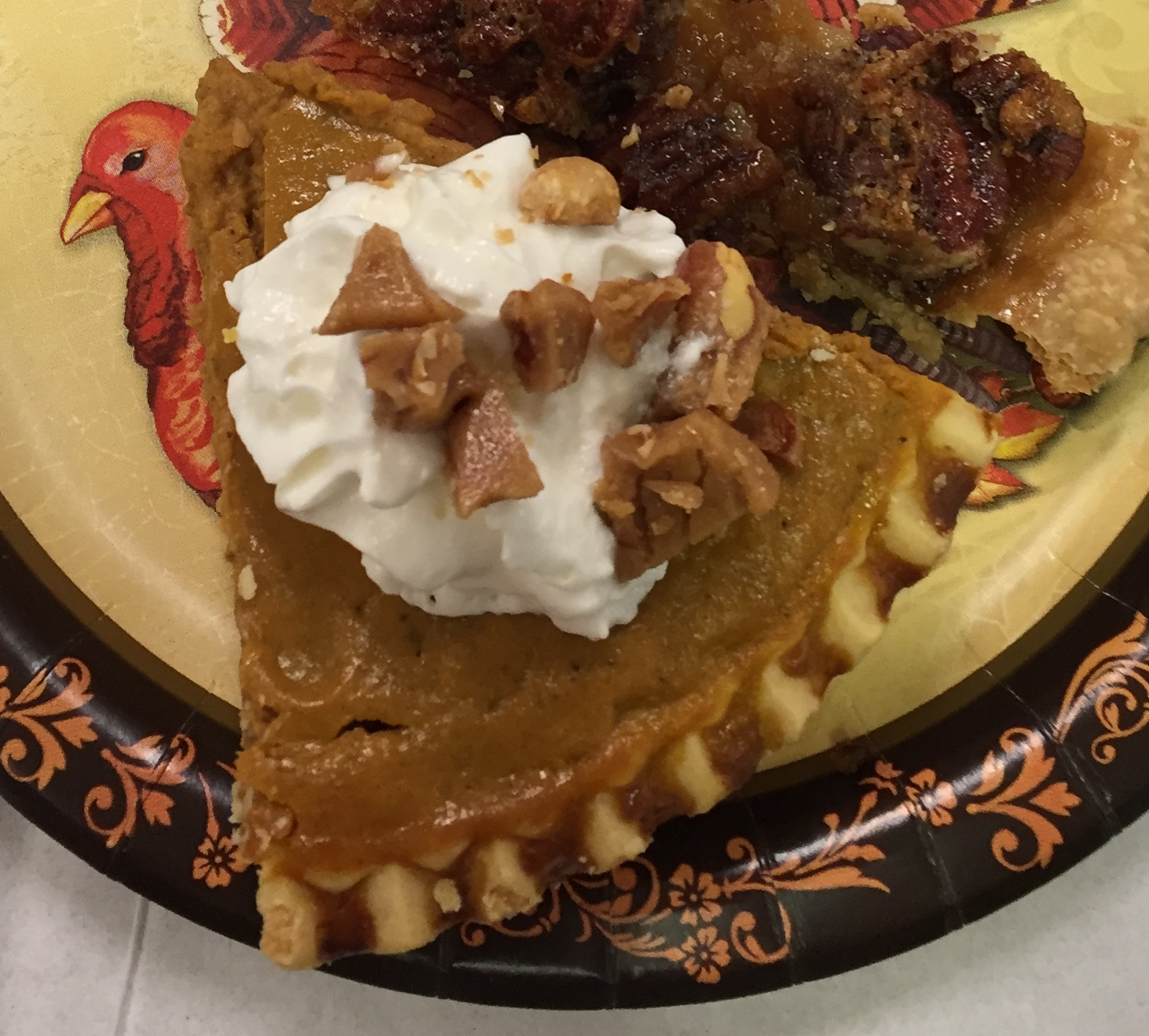 2016-11-24p Ohio Visit - Thanksgiving Dinner - Dessert! copy